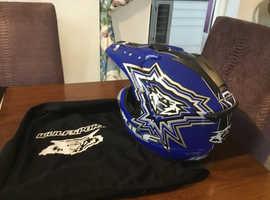 """WULF"" Motorbike Helmet teenager size L"