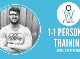 10% Discount on Personal Training Sessions
