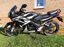 Skyjet SJ125-23 F5 Sport Motorbike