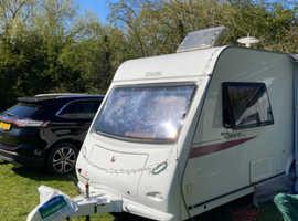 6 Berth Elddis Xplore 546 Caravan (2009)