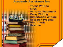 Assignments, Essay and Dissertation Help