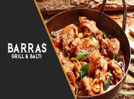 Free Vegetable Samosa On Takeaway Orders Over £20 | Barras Balti