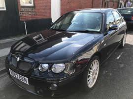 MG Zt, 2003 (03) grey saloon, Manual Petrol, 102000 miles