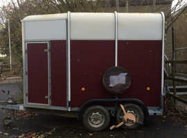 Ifor Williams Hunter 505 excellent condition