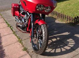 Kawasaki vn2000  swap Harley or victory