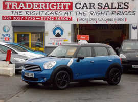 Mini Countryman 1.6 D 5 door Four wheel drive with  37,559 miles