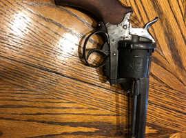 Antique Belgium Pistol / Revolver