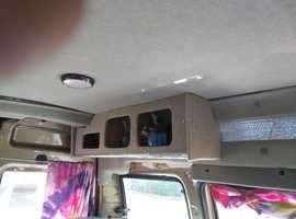 Fiat doblo micro campervan 2 berth
