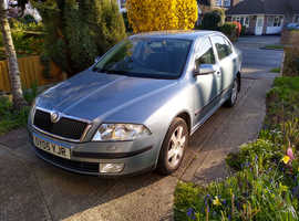 Skoda Octavia, 2005 (05) Grey Hatchback, Manual Diesel, 124,792 miles