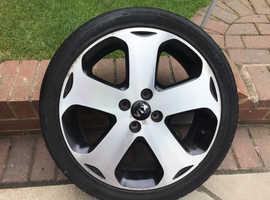 Kia Alloy Wheels
