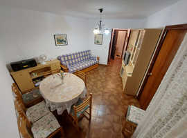 Flat at the beach in Spain with 2 double bedrooms