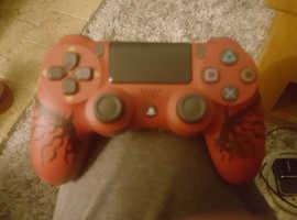 Original Monster Hunter Ps4 controllers x2
