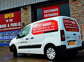 Contact Carpet Smart For Carpet Fitting at an Affordable Price