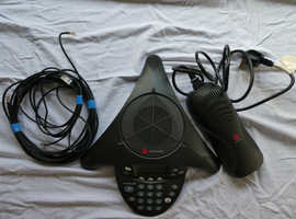 Polycom Soundstation 2 Conference call phone