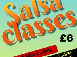 Beginners Salsa Classes (Sutton Coldfield)