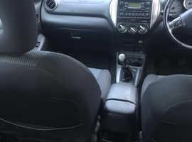 Toyota Rav4, 2004 (54) Black Estate, Manual Diesel, 151,000 miles