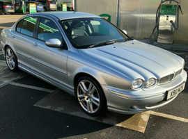 Jaguar X-TYPE, 2007 (07) Silver Saloon, Manual Diesel, 87,000 miles