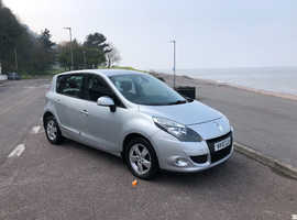 Renault Scenic, 2010 (10) Silver MPV, Manual Diesel, 89,000 miles
