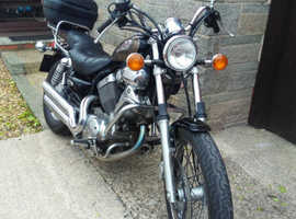 Yamaha virago 535 cc