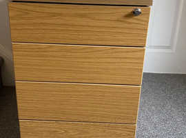 Home Office Under Desk Filing Cabinet