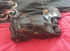 Batman the darknite inspired Rc car