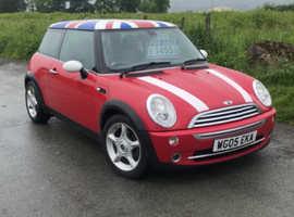 Mini MINI, 2005 (05) Red Hatchback, Manual Petrol, 105,000 miles