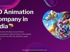 Video Production Company | Animation Production Company India