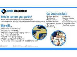 Region Accountancy Ltd | Professional Accounting in OLDBURY
