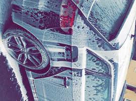 Audi A3, 2015 (65) Black Hatchback, Semi auto Petrol, 38,100 miles