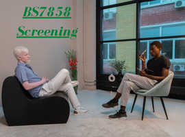 Take cheap BS7858 Screening from BPSS clearance 24x7