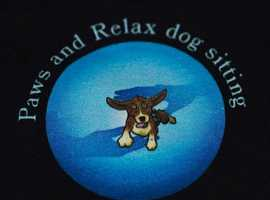 Paws and Relax Dog sitting/boarding