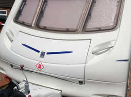 Ace Award Dawnstar 2 berth caravan
