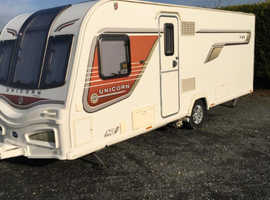 2014 bailey unicorn vigo 4 berth