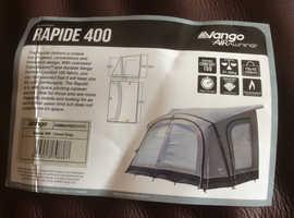 Vango Rapide 400 Air Awning