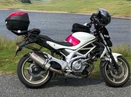 Suzuki Gladius 650 K9
