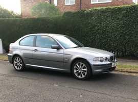 BMW 320I SE, 2003 (53), Manual Diesel, 120,000 miles