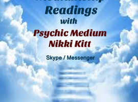 Psychic Mediumship Readings