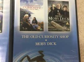 Children's DVDs PG and U rating bundle