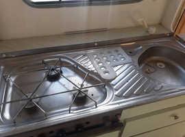 4 berth caravan spares or repairs