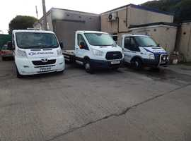 PEUGEOT / FORD 3.5t TRANSPORT / RECOVERY TRUCKS