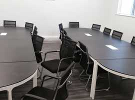 offices space for rent in derbyshire .includes parking space