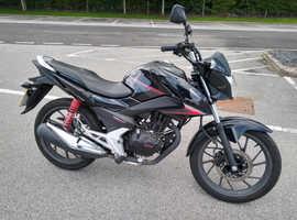 Honda CB125F CBF125 motorbike CB125