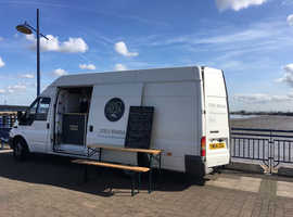 AMAZING Pizza Van/Mobile Catering with brand new MOT