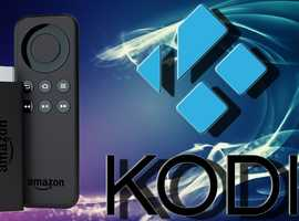 Kodi installation on your firestick or firetv box