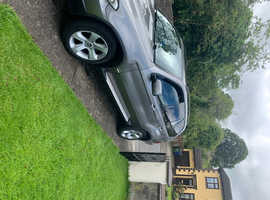 BMW X5, 2003 (53)4.4l V8 sport Grey Estate, Automatic Petrol, 140,000 miles