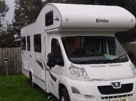 Elldis autoquest 180 6 berth
