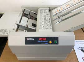Galaxy FM500 A4 A5 B6 Paper Folding Machine