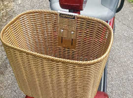 Mobility Scooter front basket