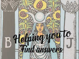 Accurate, to the point & practicle Tarot Readings