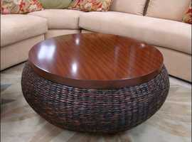 Coffee Table Palecek IN VGC